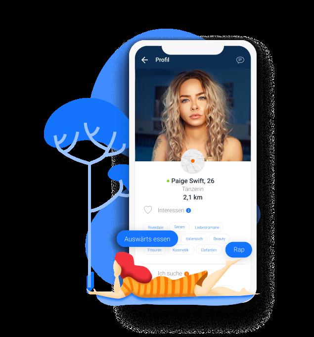 App um neue leute kennenlernen